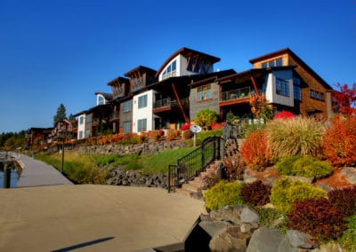Bellerive Waterfront Homes