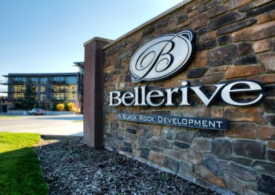 Bellerive Entrance